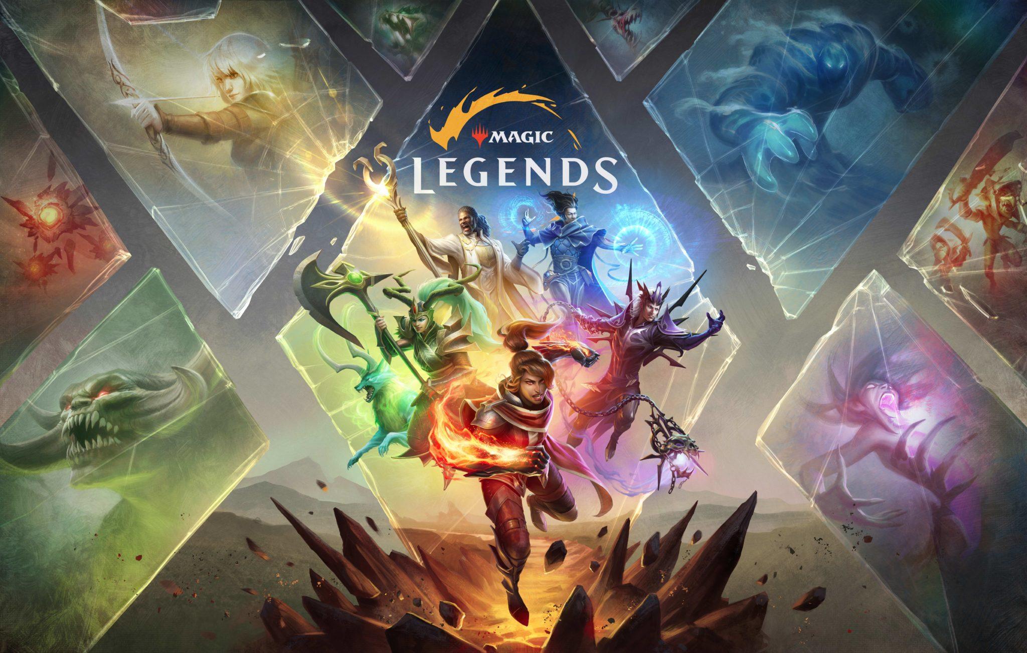 Magic: Legends MMO