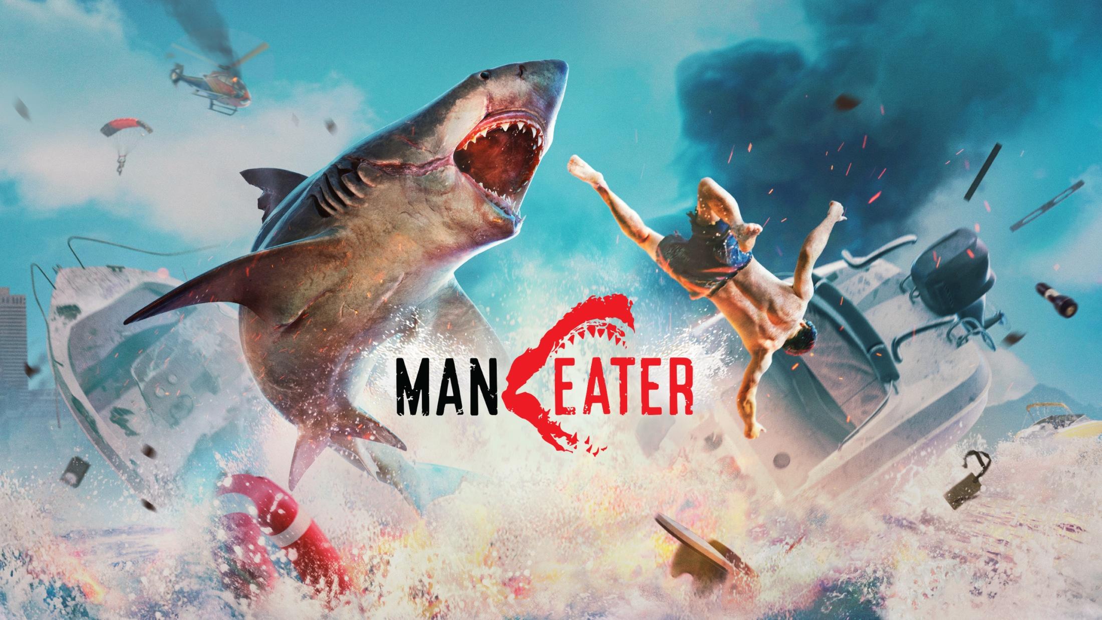 Maneater Surfs sort sur Nintendo Switch le 25 mai