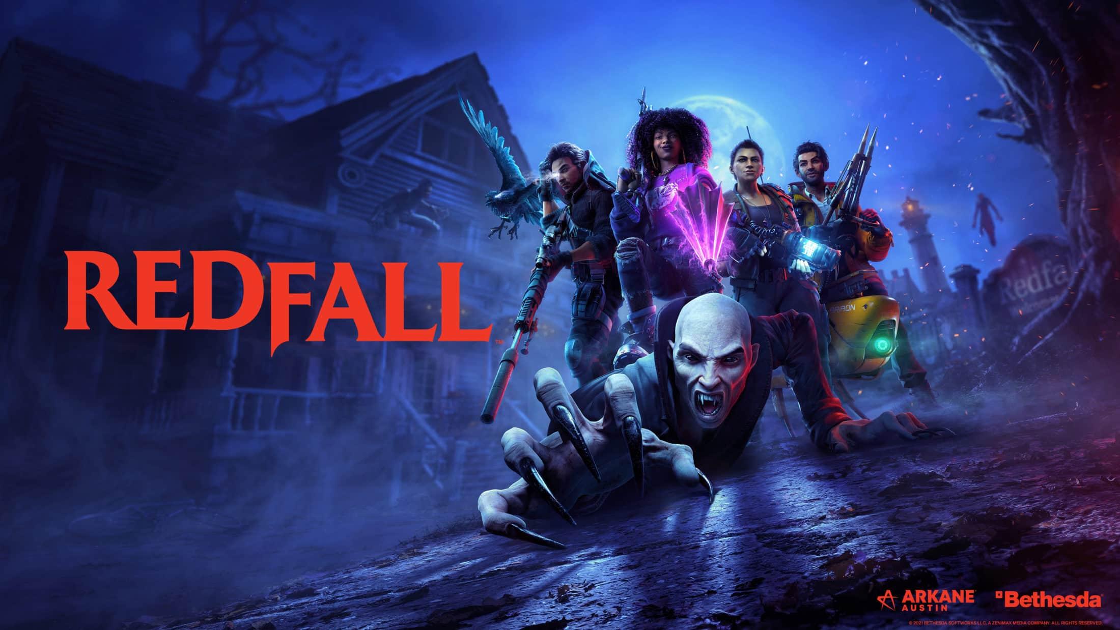Redfall : Date de sortie et ce que vous devez savoir