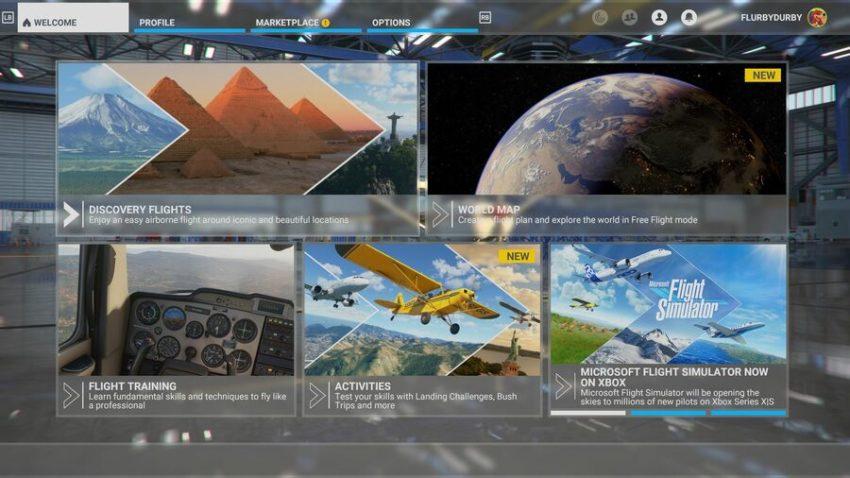 Comment trouver votre maison dans Microsoft Flight Simulator