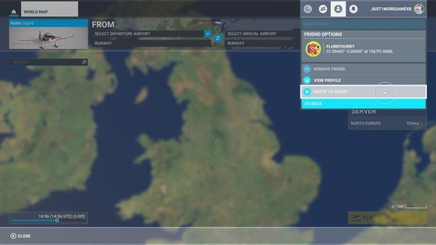 Microsoft Flight Simulator : Comment jouer avec des amis en multijoueur en ligne
